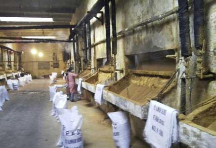 聚合氯化铝生产现场
